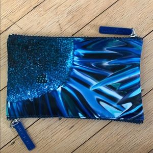 Sonia Kashuk double sided makeup pouch